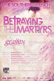 Betraying The Martyrs @ Bordeaux