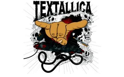 VS webzine // les mises à jouïr Textallica-HERO